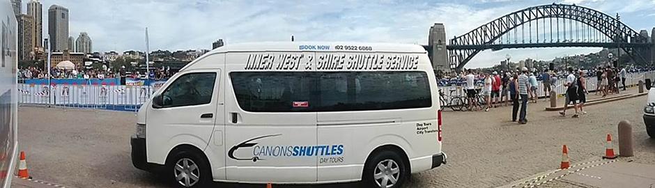 Shuttle Bus Sydney